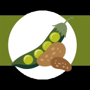 Hülsen und Nüsse von Gemüsehof Schneider